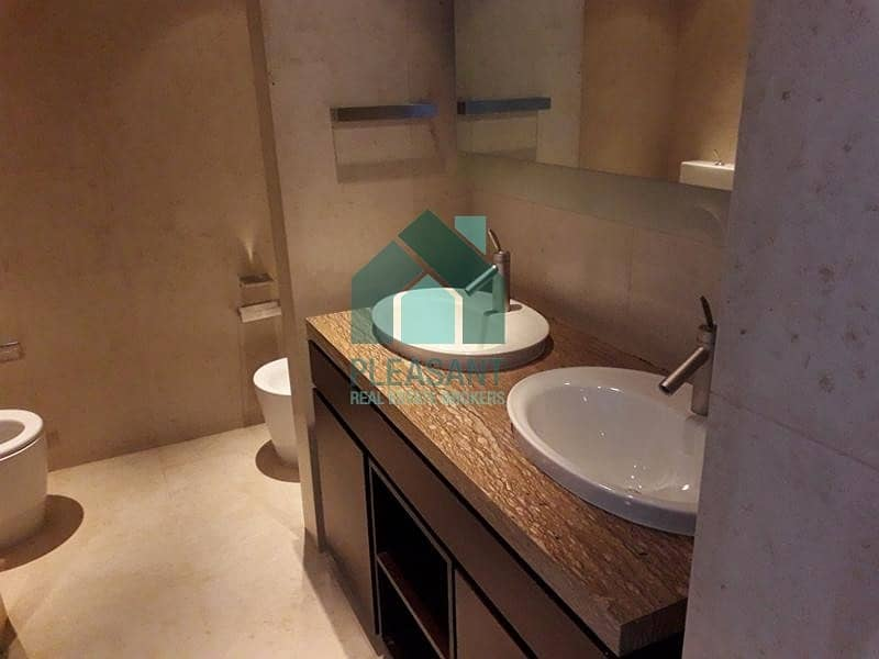 10 Luxurious 2 Bedroom Plus Maids with Fountain View