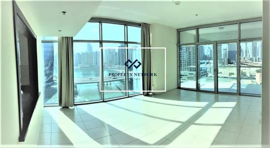 1 Bedroom Apartment for Rent in Business Bay, Dubai - SPACIOUS | 1 BED | FULL CANAL VIEW | CORNER UNIT