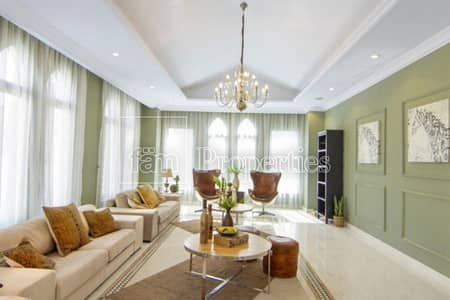 5 Bedroom Villa for Rent in Palm Jumeirah, Dubai - Furnished luxury villa ready for new tenant