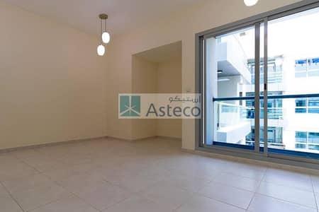 فلیٹ 1 غرفة نوم للايجار في مثلث قرية الجميرا (JVT)، دبي - 2 Months Free ! / 1BHK for Rent 35k