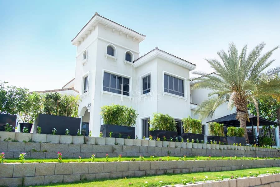 Beach Front Villa  Furnished  Available Jan