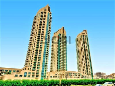 2 Bedroom Flat for Rent in Downtown Dubai, Dubai - UNIQUE & SPACIOUS / 2 BR / BURJ VIEWS TOWER C