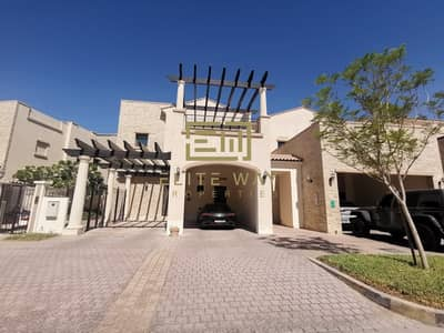 3 Bedroom Villa for Sale in Al Salam Street, Abu Dhabi - Hot Deal! Three bedroom plus maids and garden Villa  For sale at Bloom Gradens!