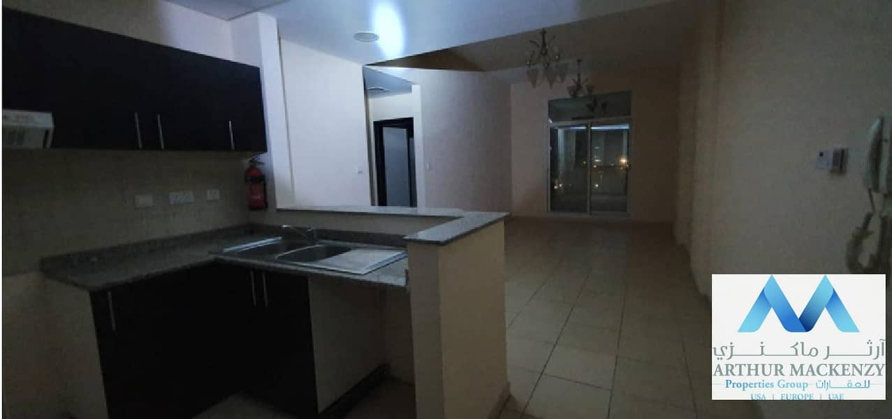 2 Lowest Rent | Massive Balcony with Park view | Spacious 2BR
