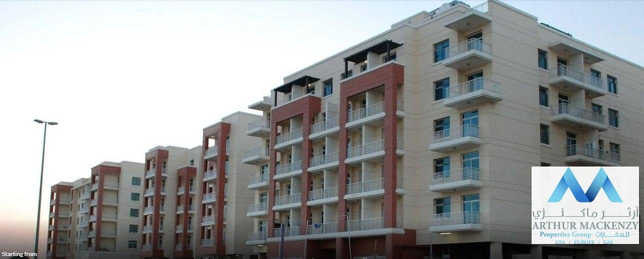 16 Lowest Rent | Massive Balcony with Park view | Spacious 2BR