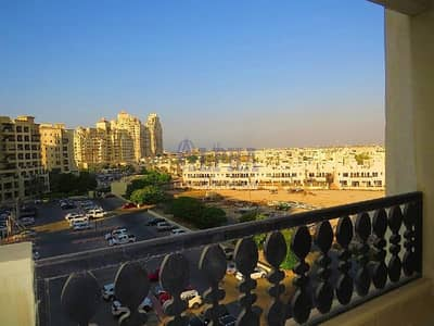1 Bedroom Apartment for Rent in Al Hamra Village, Ras Al Khaimah - Mesmerizing View! Unfurnished Apartment in Marina