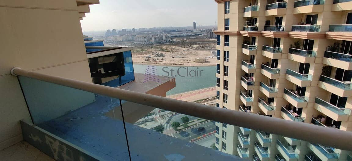 11 BIG STUDIO | READY TO MOVE IN | RENT AED 18000
