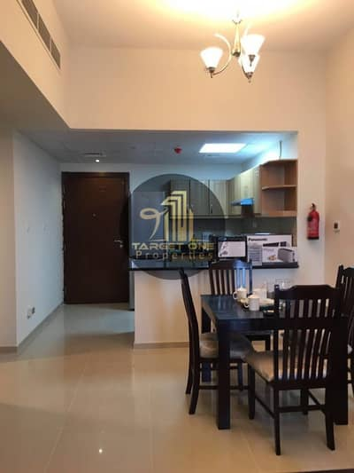 1 Bedroom Flat for Rent in Dubai Sports City, Dubai - Properties for rent in Elite Sports Residence 9