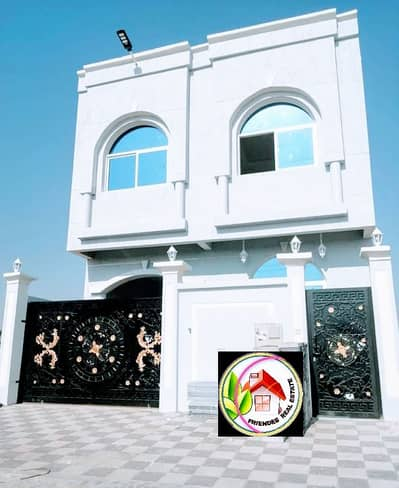 4 Bedroom Villa for Sale in Al Yasmeen, Ajman - Villa for sale directly from the owner without down payment