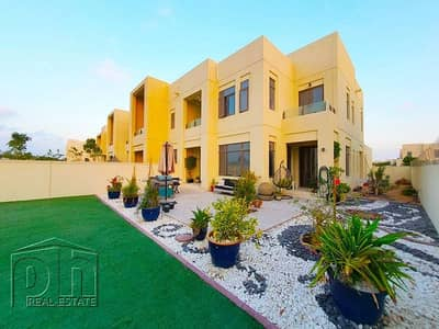 3 Bedroom Townhouse for Rent in Reem, Dubai - Single row | 3B+Study | Available End DEC | 4Chq