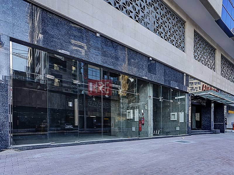 Brand New Retail | Sheikh Zayed Road | New Area