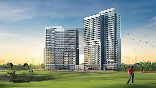 1 Bedroom Apartment for Sale in DAMAC Hills (Akoya by DAMAC), Dubai - Stunning Views of Golf Course - High Return of Investment - Brand New Apartment