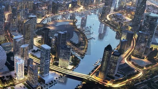 1 Bedroom Flat for Sale in Business Bay, Dubai - Elegantly Finished Unit - Views of Canal at the Heart of Dubai