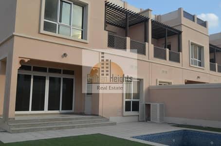 4 Bedroom Villa for Rent in Al Barsha, Dubai - Mediterranean Style I 4BR Villa I With Swimming Pool