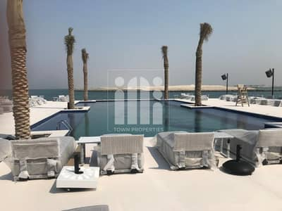 1 Bedroom Flat for Sale in Al Reem Island, Abu Dhabi - Amazing studio ! Pool view |Direct from developer