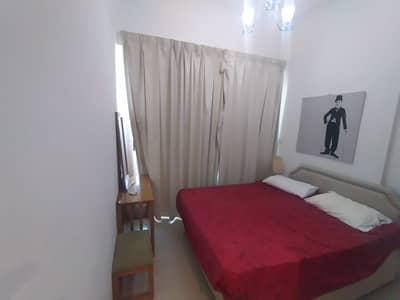 فلیٹ 1 غرفة نوم للايجار في دبي مارينا، دبي - High floor! With balcony! Fully furnished