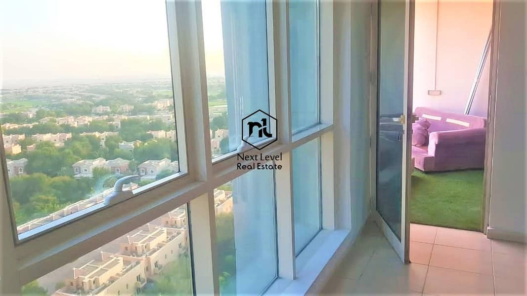 14 vacant 1 bedroom in Olympic park with balcony