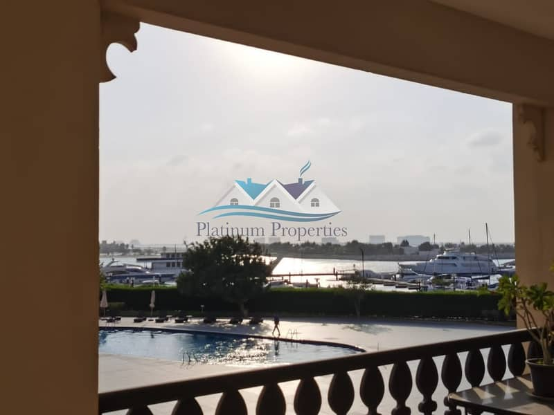GORGEOUS Furnished 1 br in MARINA al HAMRA