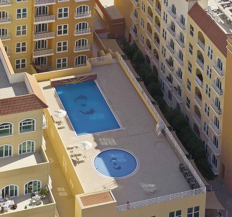 4000 ايجار شهري مفروش بالكامل جاهز للسكن بغرفة نوم واحدة للإيجار