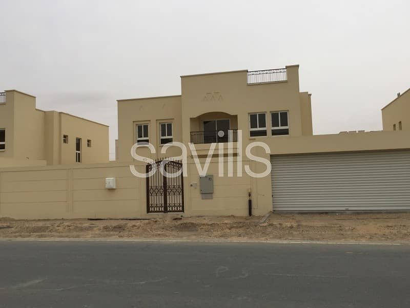 Luxurious Brand New 5 Bedroom Villas in Al Barashi