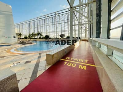"2 Bedroom Flat for Rent in Al Khalidiyah, Abu Dhabi - ""NO COMMISSION"" Sea View Luxury APT"