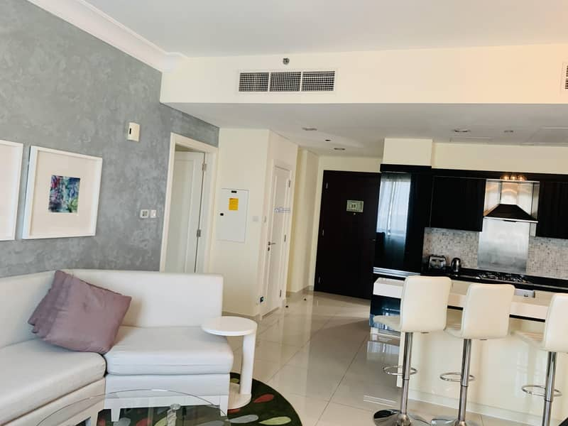 2 High-end Furnished 2br Apartment for Rent in The Signature Tower