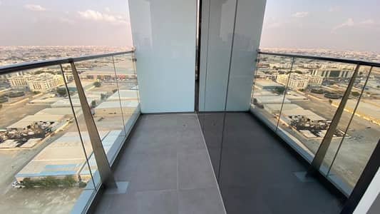 3 Bedroom Apartment for Rent in Al Nahda, Sharjah - CHILLER FREE BIG BRANDS NEW BUILDING WITH GYM POOL 2 PARKING FREE 65K