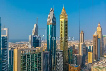 High Floor | 1 BR Apartment | Index Tower