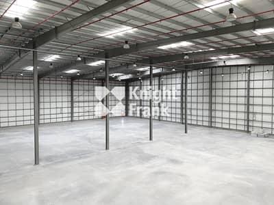 مستودع  للايجار في مجمع دبي للاستثمار، دبي - Warehouse in Brand New Logistics Complex for Rent