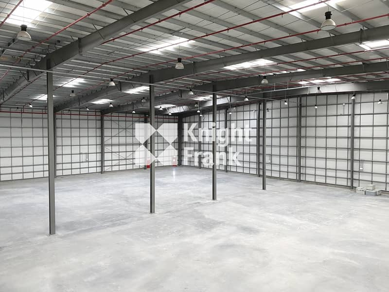 Warehouse in Brand New Logistics Complex for Rent