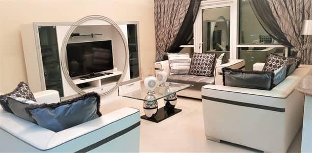 شقة 2 غرفة نوم للايجار في أبراج بحيرات الجميرا، دبي - Amazing Fully Furnished 2BHK very close to DMCC MS