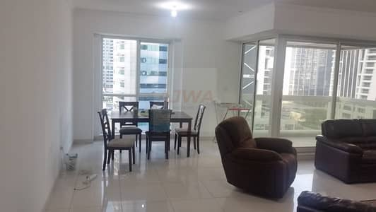 2 Bedroom Flat for Sale in Jumeirah Lake Towers (JLT), Dubai - 2BR+Maids | Lake View | Fully Furnished