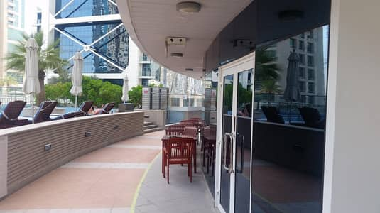 Shop for Sale in Jumeirah Lake Towers (JLT), Dubai - For Sale - Retail shop semi fitted opposite metro station
