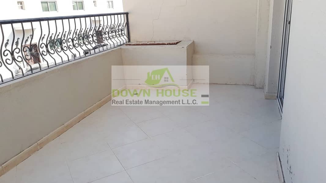 Fantastic 1 Bedroom With Balcony in Mohammed Bin Zayed