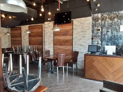 Restaurant for Sale  facing SZR - Dubai Marina