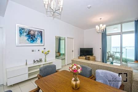 1 Bedroom Apartment for Sale in Palm Jumeirah, Dubai - Prive Beach Access | Sea View | Vacant