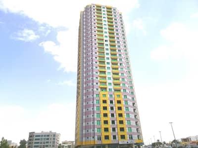 شقة 2 غرفة نوم للايجار في النعيمية، عجمان - شقة في برج الأنوار النعيمية 3 النعيمية 2 غرف 33000 درهم - 4887540
