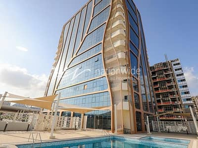 2 Bedroom Flat for Rent in Al Raha Beach, Abu Dhabi - Remarkable Brand New Home with Maid's Room