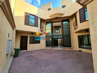 فیلا 6 غرف نوم للايجار في المرور، أبوظبي - No Agency Fees| Stunning 6 Bedroom Villa