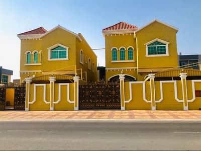 5 Bedroom Villa for Sale in Al Mowaihat, Ajman - A personal finishing villa