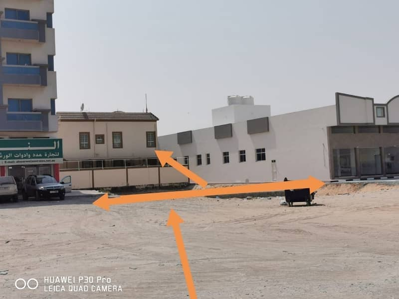 8 HOT DEAL!!!  PROFITABLE COMMERCIAL LAND / PLOT FOR SALE ON MAIN ROAD IN VERY GOOD LOCATION AT AL MOWAIHAT-3 WITH CHEAP  PRICE BESIDE