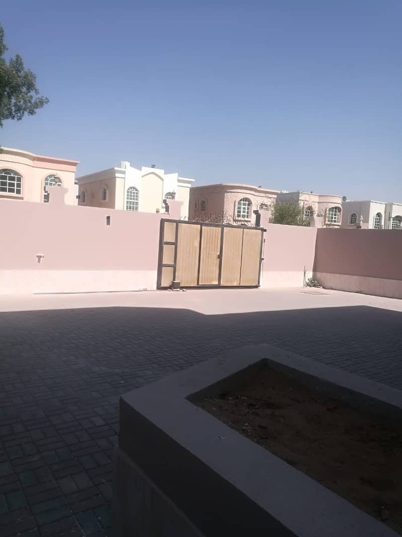 14 Large area villa at an excellent price in Ajman