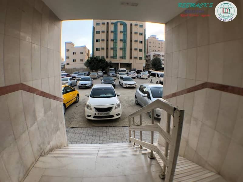 2 13 MONTHS CONTRACT STUDIO FLAT WITH SPLIT A/C IN BUTEENA AREA