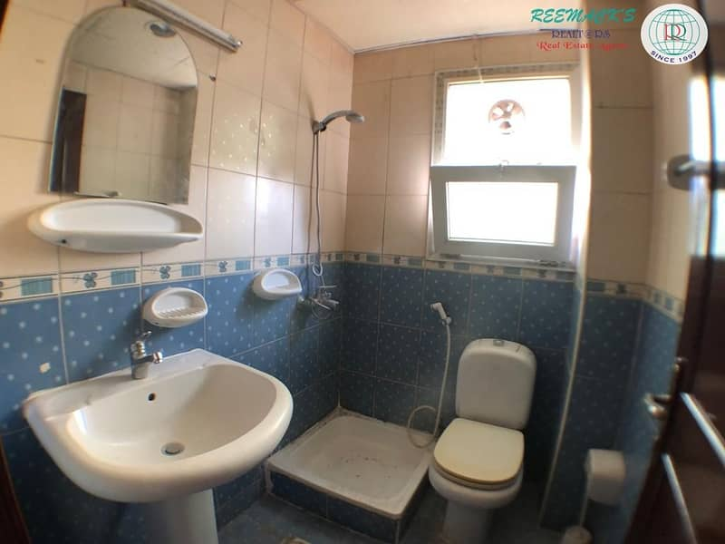 17 13 MONTHS CONTRACT STUDIO FLAT WITH SPLIT A/C IN BUTEENA AREA