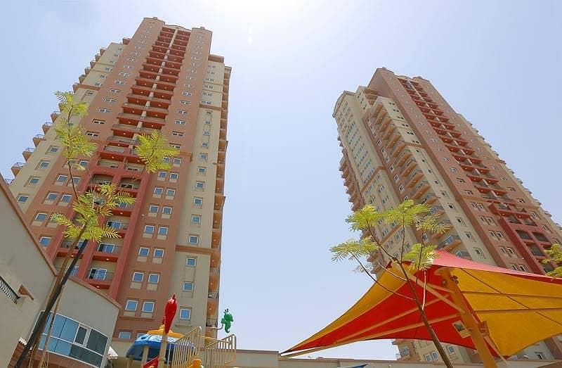 19 High Floor | Semi-Furnished 1Bedroom |With Balcony