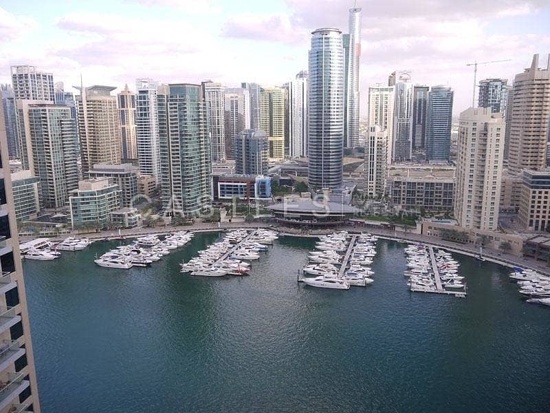 Vacant on Transfer - High Floor - Full Marina View