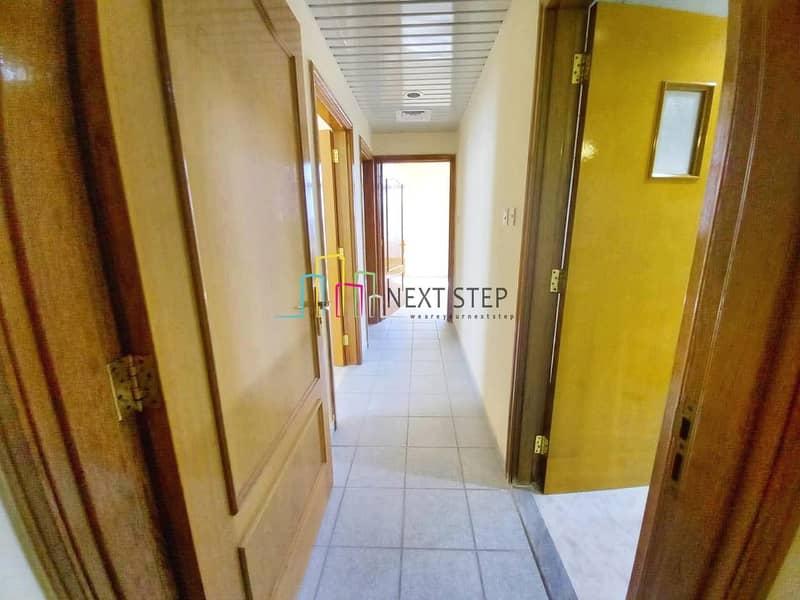 2 Well Organized 3 Bedroom Apartment in Muroor Road