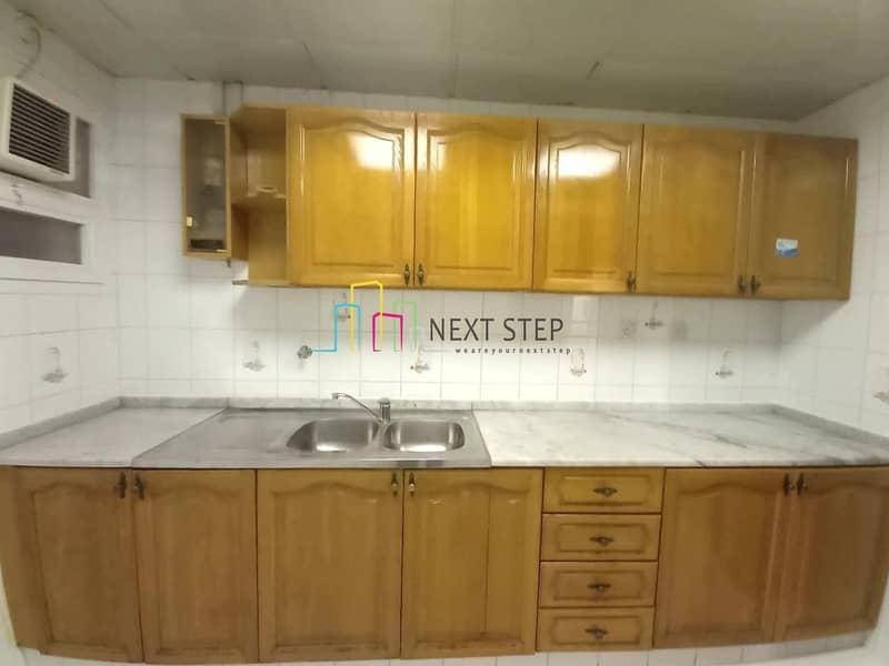 18 Well Organized 3 Bedroom Apartment in Muroor Road