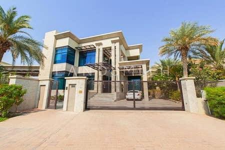 6 Bedroom Villa for Sale in Emirates Hills, Dubai - First Class Elite Luxury Mansion