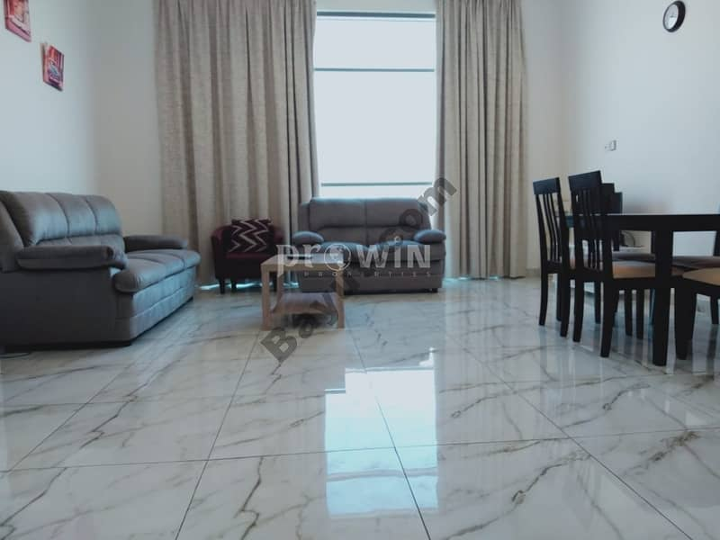 Luxurious 2 BR Apartment   Fully Furnished   Bills Included   Negotiable Prices   Upto 12 Cheques!!!
